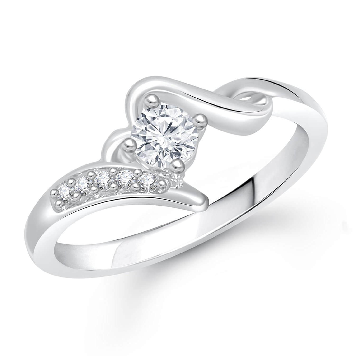 Two Finger Bow Ring